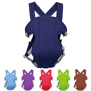 Adjustable Baby Infant Toddler Newborn Safety Carrier 360 Four Position Lap Strap Soft Baby Sling
