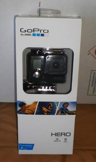 GoPro Hero 1080p Waterproof Sport Action Camcorder Camera- CHDHA-301 Factory Sealed