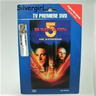 Babalon 5 The Gathering TV DVD Movie