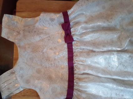 Cherokee Size 2T Fancy Dress: GUC