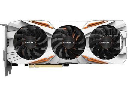 GIGABYTE GeForce GTX 1080 Ti DirectX 12 GV-N108TGAMING OC-11GD 11GB 352-Bit GDDR