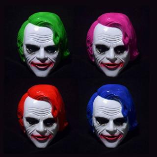 Horror Ball Clown Mask Cos Dress Up Theme Party Costume Accessory Joker Mask