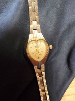 Free Nelsonic Diamond Quartz Watch Watches Listia Auctions