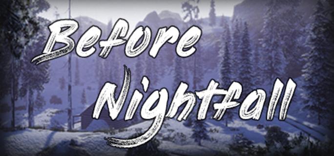 Before Nightfall - Steam Key