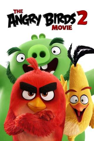 THE ANGRY BIRDS MOVIE 2 HDX VUDU OR HD ITUNES CODE