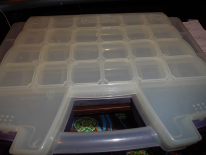 Compartment Case - read description