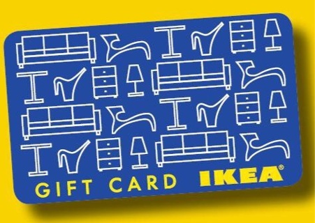 ✯$5 IKEA Gift Card (E-Delivery)✯