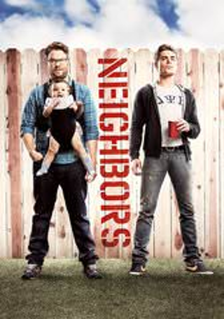 "Neighbors ""HDX"" iTunes Digital Movie Code Only!"