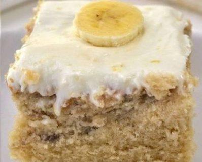 BANANA CAKE RECIPE +5 BONUS RECIPES