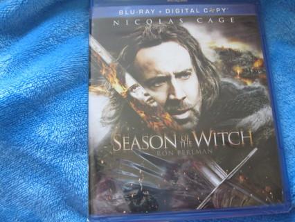 Season Of The Witch On Blu-Ray + Digital Copy