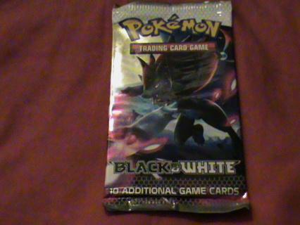 Unopened Pokemon Cards Pack 3