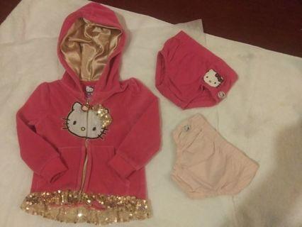 **Hello Kitty Baby Wear**