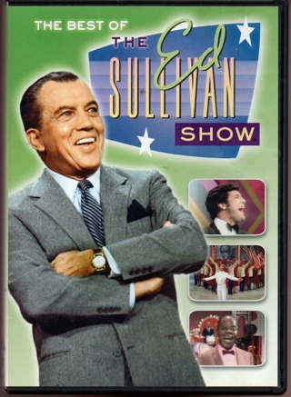 Elvis Presley Featured on this 3 DVD Collection by Ed Sullivan DVD - Please read description