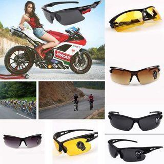 Day Night Vision Driving Glasses Sunglasses UV400 Outdoor Eyewear Anti-Glare