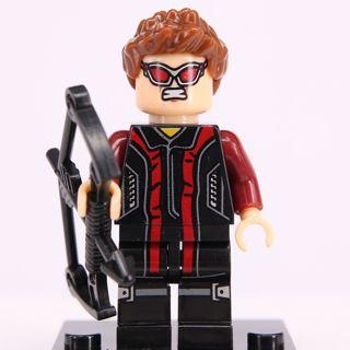 New Hawkeye Minifigure Building Toy Custom Lego