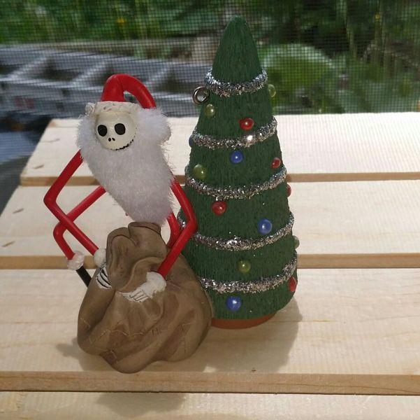 Hallmark Nightmare Before Christmas Ornaments.Free Nightmare Before Christmas Ornament Hallmark Jack Tim