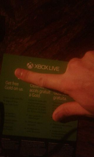 Xbox live gold 14 day code