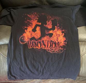 Insain Clown Possie ICP Boondox T-shirt Ax-Man Size M New
