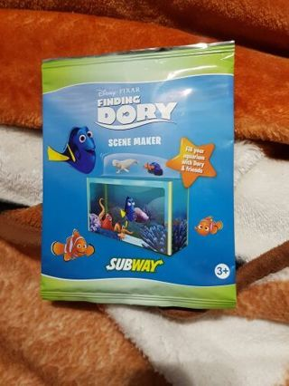Free Dory Subway Kids Meal Toy Other Toys Hobbies Listia Com