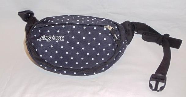 d6345e73eed0 Free: JanSport Classic Fifth Ave Fanny Pack Polka dot design. BRAND ...