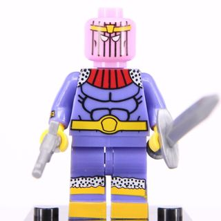 New Baron Zemo Minifigure Building Toy Custom Lego
