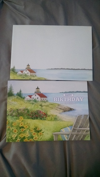 Cute Birthday Card wth Envelope! -- NEW!!