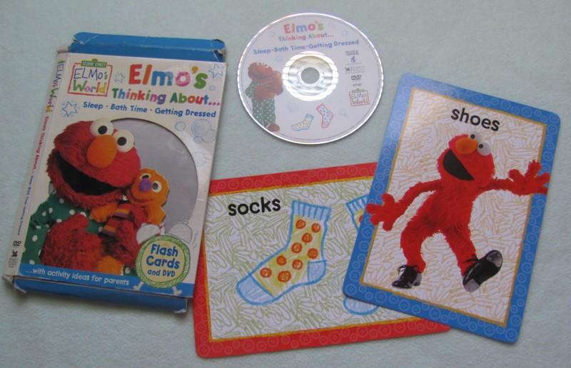 Sesame Street: Elmo's World - Wake Up with Elmo by Sesame ... |Dvd Getting Dressed