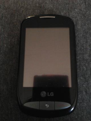 Net 10 Prepaid Touch Screen Phone