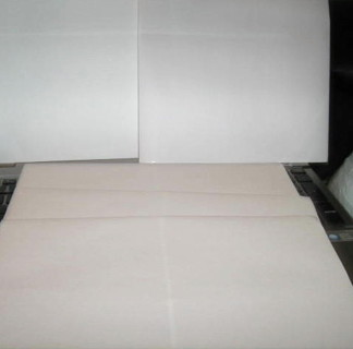 "BN Ten 8.5"" x 5.5"" Shipping / Mailing Self - Adhesive White Labels! **FREE Shipping!**"