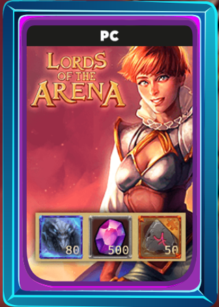 Lords of the Arena - Legendary Pack