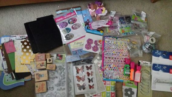 Craft items for beginners