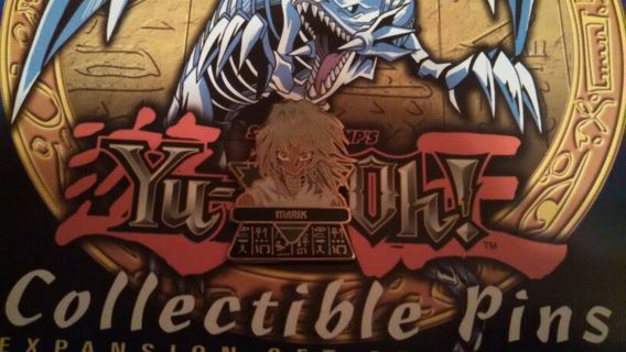 Yu-gi-oh Pin Collection - TIERED!! 15 PINS!!