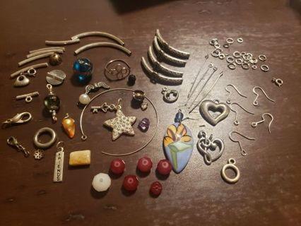 Destash craft drawer cleanout