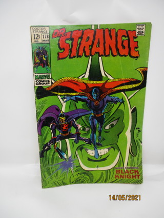 DR. STRANGE #178