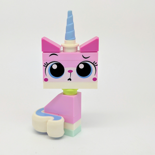 New Sitting Kitty Minifigure Building Toy Custom Lego
