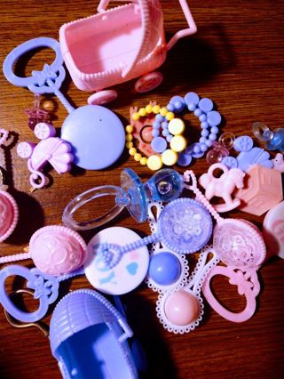 Assorted Gender Reveal Party Favors