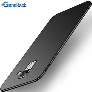 GonoRack 360 Hard PC Plastic Matte Case for Samsung Galaxy A6 2018 360 Full Cover for Samsung A6 P