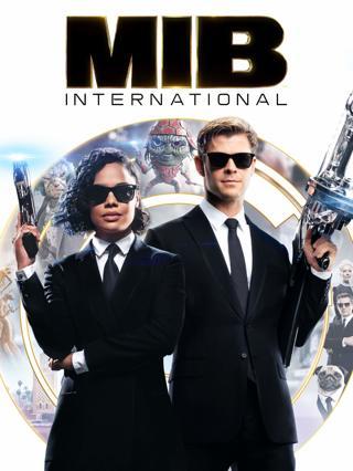 Men in Black MIB International digital movie copy code