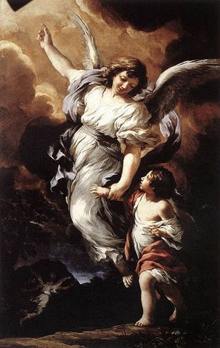 the name(s) of your Physical & Spiritual Guardian Angels
