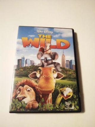 DVD-WALT DISNEY THE WILD