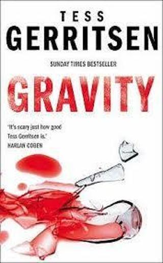 Gravity byTess Gerritsen(PB/VGC) #LMB10JR