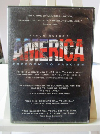 America: Freedom to Fascism - DVD