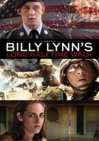 Billy Lynn's Long Halftime Walk- Digital Code Only- No Discs