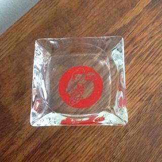 Vintage Shoney's ashtray.