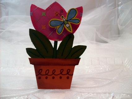 Free handmade tulip flower pot card by stefer scrapbooking free handmade tulip flower pot card by stefer mightylinksfo
