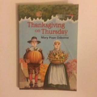 Thanksgiving on Thursday (Magic Tree House #27) Paperback – September 24, 2002
