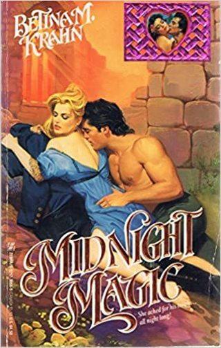 Midnight Magic by Betina Krahn paperback