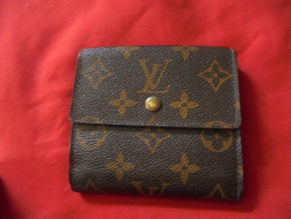 LOUIS VUITTON WALLET VINTAGE