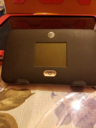 (FOR PARTS) AT&T NETGEAR ROUTER