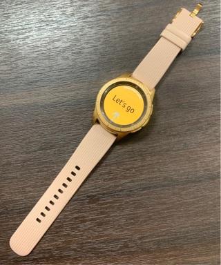 MINT UNLOCKED Samsung Galaxy watch gps/cellular **AWESOME GIN BONUS**